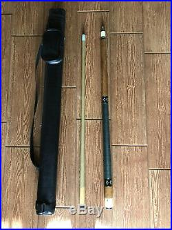 McDermott pool stick with carry case