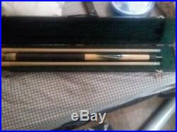 Mcdermock pool stick dualing panther with case