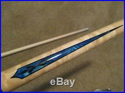 Mcdermott Billiard Pool Cue G323 with G-Core Shaft Excellent Cond. FREE SHIPPING