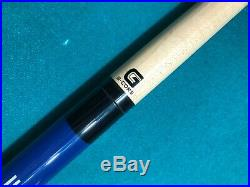 Mcdermott Ford Model pool cue withG-Core shaft used but not abused
