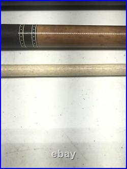 Mcdermott G Series Pool Cue With Leather Case b-x