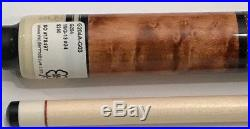 Mcdermott G204 Pool Cue G Core USA Made Brand New Free Shipping Free Case! Wow