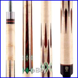 Mcdermott G708 Billiard Pool Cue With Free Hard Case And Shipping New