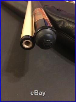 Mcdermott Lucky Billiards Pool Cue with Carrying Case