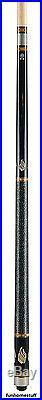 Mcdermott New Star Sp2 Billiard Game Two Piece Pool Cue Stick + Free Soft Case