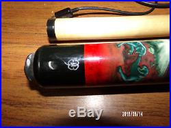 Mcdermott Pool Cue And Case