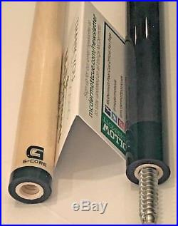 Mcdermott Pool Cue G Core Gs06 USA Made Brand New Free Shipping Free Case! Wow