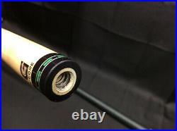 Mcdermott Pool Cue G216 Laser Engraved 19.5oz 58.75in 207586-1
