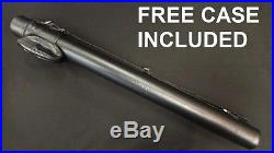 Mcdermott Pool Cue Star S2 19 Oz Two-piece Best Price Free Shipping Free Case