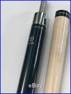 Mcdermott Star Pool Cue S53 Brand New Free Shipping Free Case Blowout