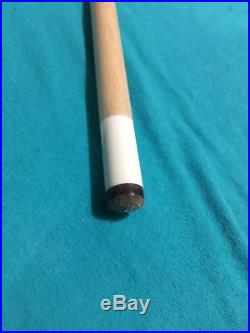 Mcdermott pool cue New Green with 2 stick case