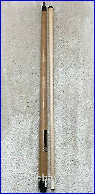 NOS Vintage 2007 McDermott C100 Wrapless Pool Cue, FREE McDermott HARD CASE