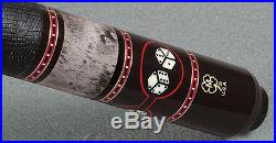 QUESTMcDermott Pool Billiard Cue #G602, Dice, G-Core, QUESTIONS WELCOME