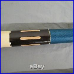 RARE Vintage Early 1980s McDermott C-4 2-Piece 19-Ounce Pool Cue withSoft Case
