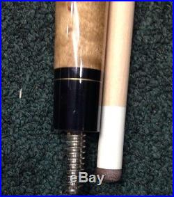RETIRED McDERMOTT VINTAGE M34E POOL CUE LIL GUY MADE IN USA BRAND NEW IN PLASTIC