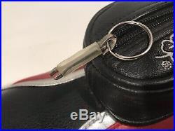 Rare McDermott Pool Cue Custom Snap-On Edition With Custom Leather Case