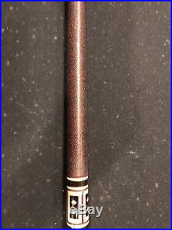 Rare McDermott Vintage P715 Pool Cue Retired Since 2009. Very Limited Edition