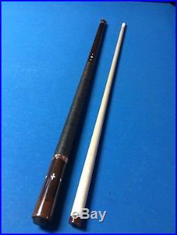 Scott Erwin Custom conversion pool cue McDermott 3/8x10 pin