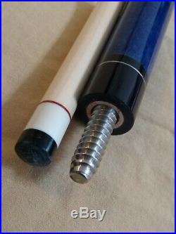 Sharp Custom McDermott Pool Cue G210C2 leather edition 19oz 12.75mm G-Core