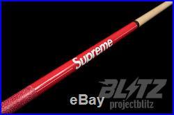 Supreme Mcdermott Pool Cue Red Ss19 2019 Accessory Stick White Box Logo Cdg