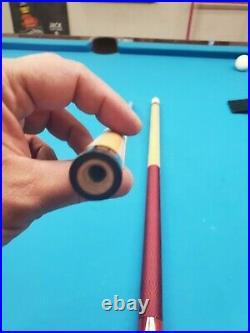 Used Mcdermott EG-2 pool cue
