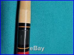 Used, custom, mcdermott pool cue