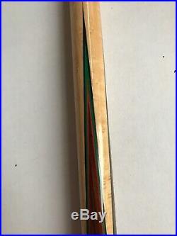 VINTAGE MCDERMOTT POOL BILLIARD CUE 1984 To 1990 D15