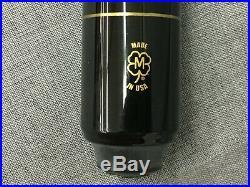 VINTAGE McDERMOTT M13B BRISTLECONE M1 2001 SERIES LEATHER 2001-2005 POOL CUES