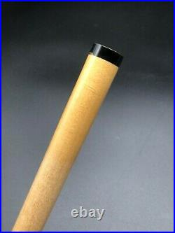 VTG RARE RUSTY WALLACE MILLER LITE Pool Cue Stick 2 Piece #2 19 oz RETAIL $295