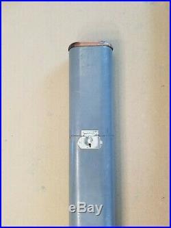 Vintage McDermott Pool Cue Case1x2 Beautiful