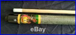 Vintage Mcdermott Budweiser Pool Cue Stick from the 90's