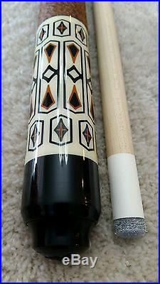 Vintage Mcdermott EM2a Masterpiece Series Pool Cue Stick, Top Of The Line Cue